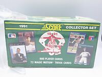 1991 Score Collector Set Unopened Factory Sealed Box