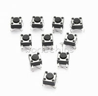 100PCS Tactile Push Button Switch Tact Switch 6X6X4.3mm 4-pin DIP new