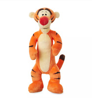 "Disney Authentic Tigger Plush Doll 9"" Toy - Winnie the Pooh Stuffed Animal New"