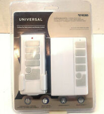 Harbor Breeze 0745365 Universal Ceiling Fan Remote Control & Wall Mount 41179