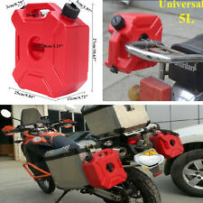 5L Jerry Cans Gas Diesel Petrol Fuel Tank Oil Container Fuel-jugs Auto Motorbike