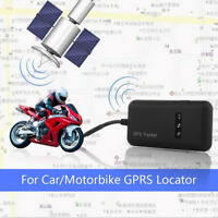 Motorcycle Vehicle Mini GSM / GPRS GPS Anti-theft SMS Real Time Tracking Tracker