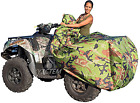 XYZCTEM Waterproof ATV Cover, Heavy Duty Meterial Protects 4 Wheeler From Snow R