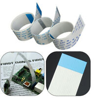 10PCS FPC ribbon flexible flat cable PITCH 0.5MM 100MM A-type EO