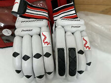 Vintage Woodworm Premier Cricket Batting Gloves Mens Right Handed RH BNWT