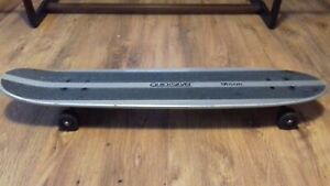 Powell peralta quicksilver skateboard