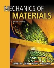 Mechanics of Materials by James M. Gere and Barry J. Goodno (2012, Hardcover)