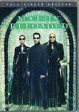 THE MATRIX RELOADED ~ DVD ~ NEW