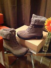 New Ugg Adirondack II Waterproof Lace Up Boots Size 8
