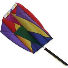Parafoil 5 Kite Rainbow Line And Tail Included Premier Kites