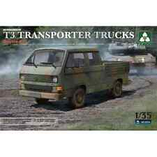 TKM2014 - TAKOM MODEL: 1/35; Bundeswehr T3 Transporter Truck Double Cab