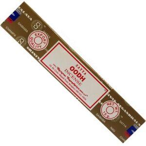 Satya 'Oodh' Incense Sticks (W5)