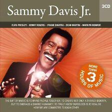 Sammy Davis Jr.  - New York's My Home, Night And Day… 3 CD Slim Box