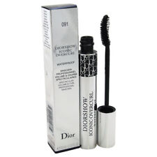 Diorshow Iconic Overcurl Waterproof Mascara - # 091 Over Black - 0.33 oz
