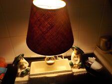 VINTAGE ORIENTAL  CHINESE JAPANESE LAMP