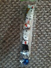 Hello Kitty Cat Collar With Bell