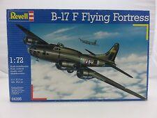 Revell B-17 F FLYING FORTRESS Bomber 1/72 Scale Plastic Model Kit UNBUILT 1991