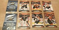 Set of 6 Sealed Philadelphia Flyers My MVP Upper Deck Hockey Cards SGA 2020