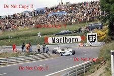 Chris Amon Matra MS120D French Grand Prix 1972 Photograph 3