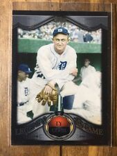 2009 Topps Wal-Mart Legends Of The Game Ty Cobb #LLP-5