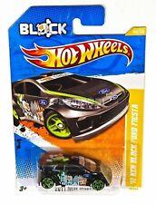 HOT WHEELS 2011 NEW MODELS 11 KEN BLOCK FORD FIESTA