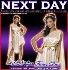 Fever Greek Goddess Adult Womens Smiffys Fancy Dress Costume - UK 12-14