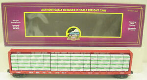 MTH 20-98229 CP Rail Center I-Beam Flatcar w/ Lumber Load LN/Box