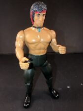 Vintage 1985 RAMBO Action Figure Anabasis Release Sylvester Stallone Sweet!