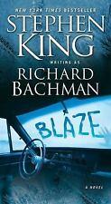Blaze by Stephen King; Richard Bachman