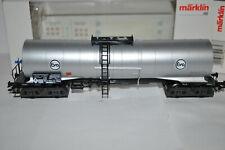"Marklin 4757 4-axle Tank Car - ""EVA"" - NEW w/Box"