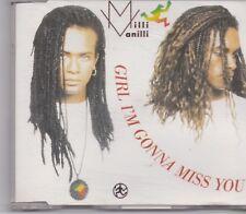 Milli Vanilli-Girl Im Gonna Miss You cd maxi single