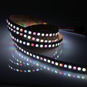1M/5M LED Strip Light SK6812 RGBW RGBWW 4IN1 5050 DC5V Flexible Ribbon Tape Lamp
