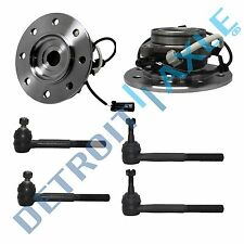 New 6pc Complete Front Suspension Kit for K1500 K2500 K3500 Suburban 4WD 4x4