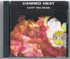 Canned Heat : Livin the blues (1968, 17 tracks) CD