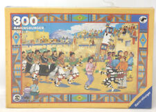 VTG NEW 300 Piece Ravensburger Puzzle / Pueblo Indians The Green Corn Dance 1992