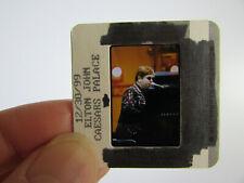 More details for original press photo slide negative - elton john - 1999 - g
