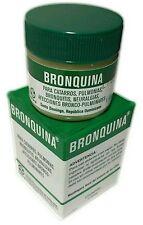 BRONQUINA 1 OZ COLD AND FLU RELIEF GRIPE  CATARRO BRONQUITIS PULMONÍA NEURALGIA