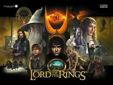 Lord Of The Rings Pinball Machine Interactive Undercabinet RGB Light Kit