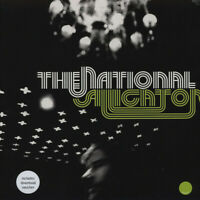 The National - Alligator - Lime Green Vinyl LP & Download *NEW & SEALED*