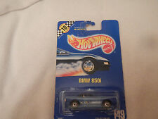 1990 Hot Wheels BMW 850i #149 Speed Points