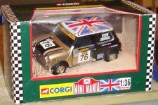 CORGI - MINI MANIA - STEWART JENNER - RALLY CAR No76  - 1:36 - 04437 -LTD EDIT