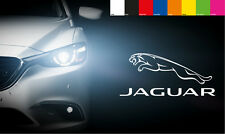 X2 gran logo de Jaguar Premium Pegatinas de vinilo en las -