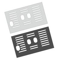 Schutzfolie für Tropfblech  DeLonghi Delonghi Autentica 29.510 & 29.620