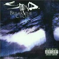 Staind - Break the Cycle CD #G12723