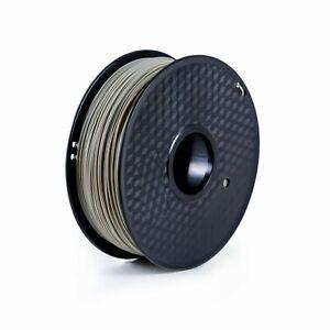 Paramount 3D PLA (Castle Limestone Gray) 1.75mm 1kg Filament [CGRL7023416C]