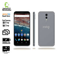 """4G LTE GSM Factory Unlocked 5.6"""" 4Core Android SmartPhone +32gb microSD Included"""