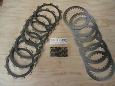 Yfz 450 Heavy duty clutch kit with springs Yamaha 2004-2006 motor engine New