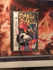 Baku Baku (Sega Saturn, 1996) Complete