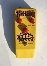 Vintage Colorsound Sola Sound Tonebender 1st run Yellow 2000  Tone-Bender