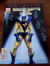 Iron Man E I Potenti Vendicatori  n.14 Ed. Panini Comics  Secret Invasion